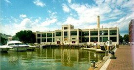 Torpedoe Factory Art Gallary on the Waterfront – CLICK for WEBSITE