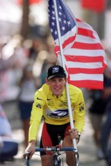 Lance Armstrong – CLICK to EMAIL